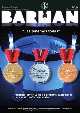 Revista barman 62