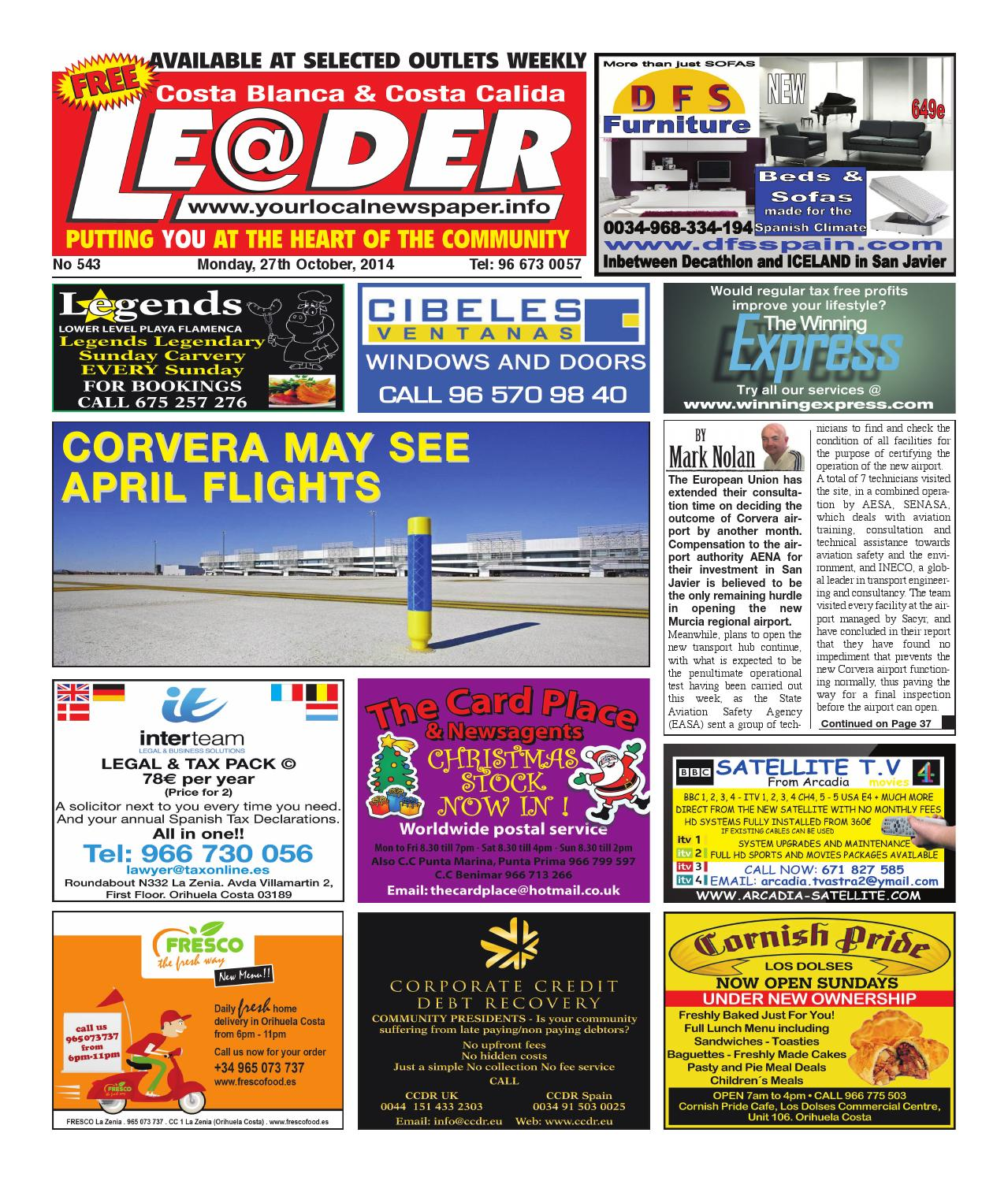 the leader 543 by the leader issuu