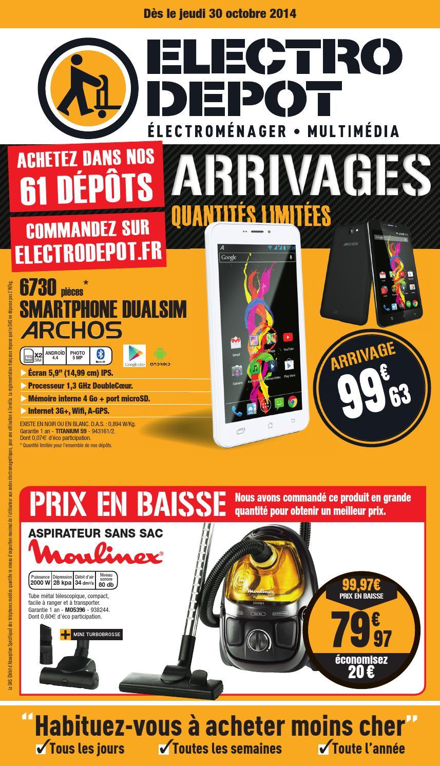 electrodepot catalogue 30octobre