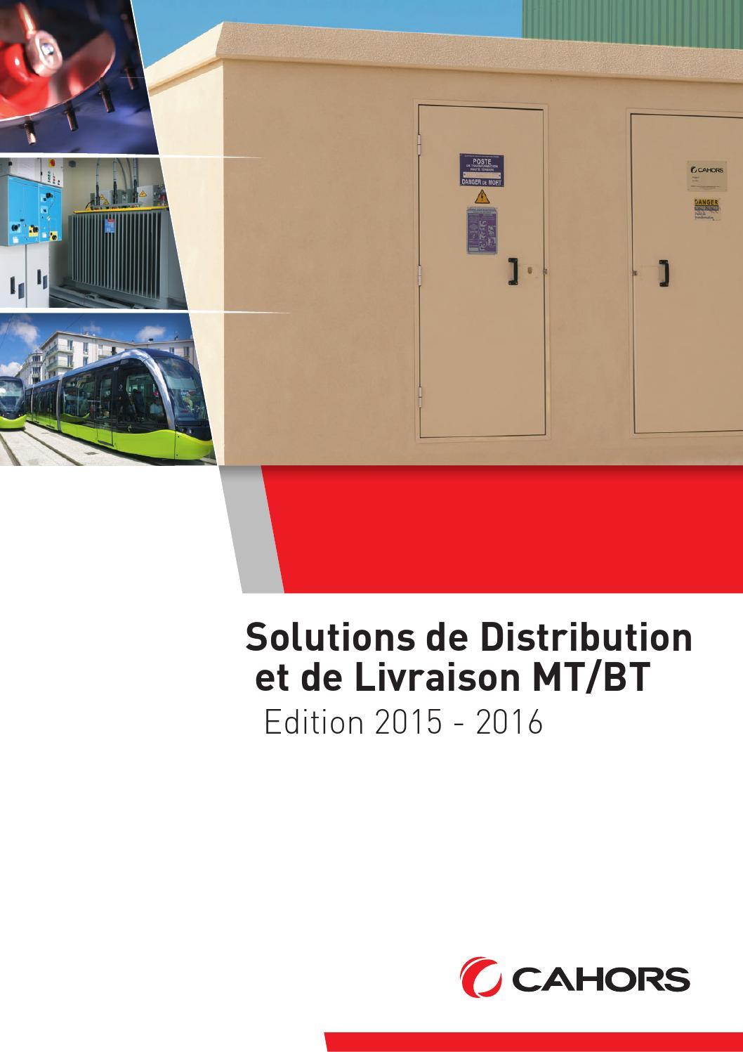 Solutions De Distribution Et De Livraison MTBT FR By