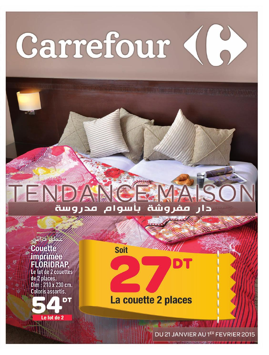Catalogue Carrefour Tendance Maison By Carrefour Tunisie Issuu