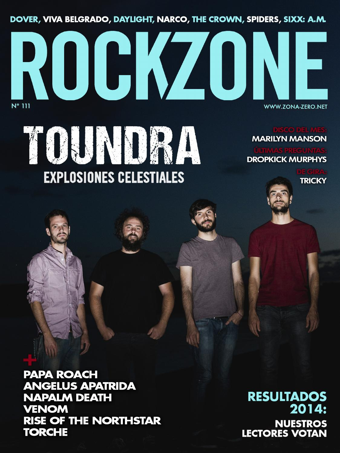 Rockzone 111 02 2015 By Rockzone Issuu