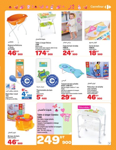 catalogue carrefour puericulture by