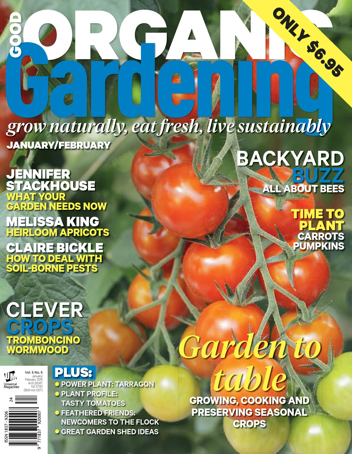 Issue 5 5 2014 By Good Organic Gardening Issuu