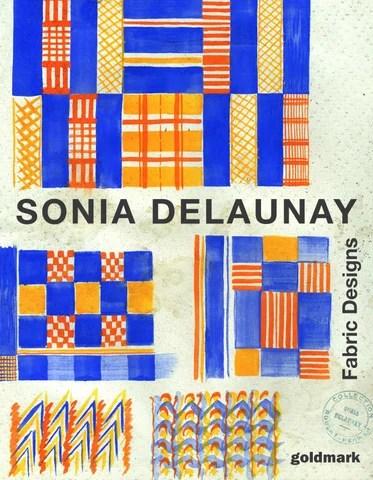 Sonia Delaunay Fabric Designs By Goldmark Gallery Issuu