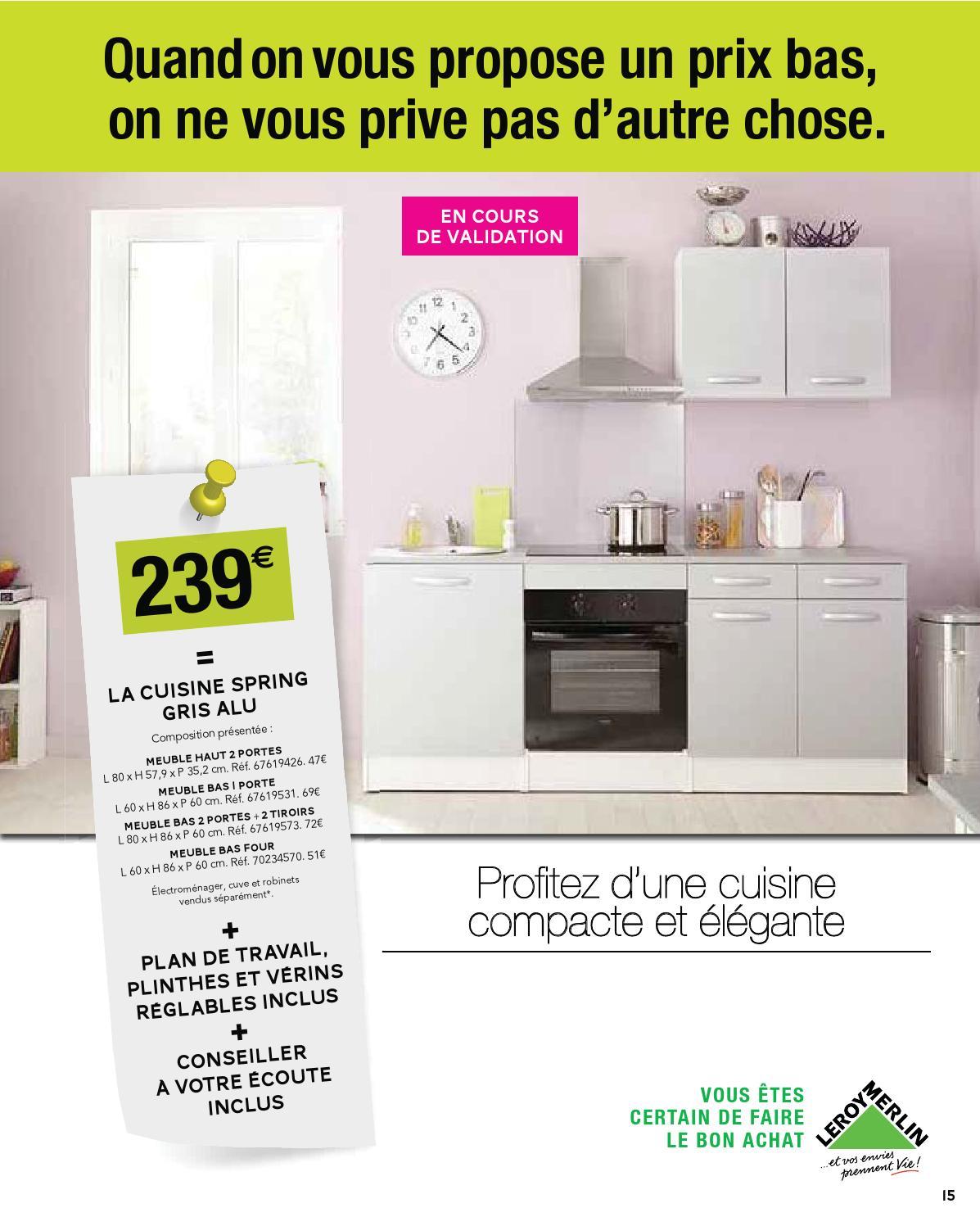 Leroymerlin Catalogue 20avril 20juin2015 By Promocatalogues Com Issuu