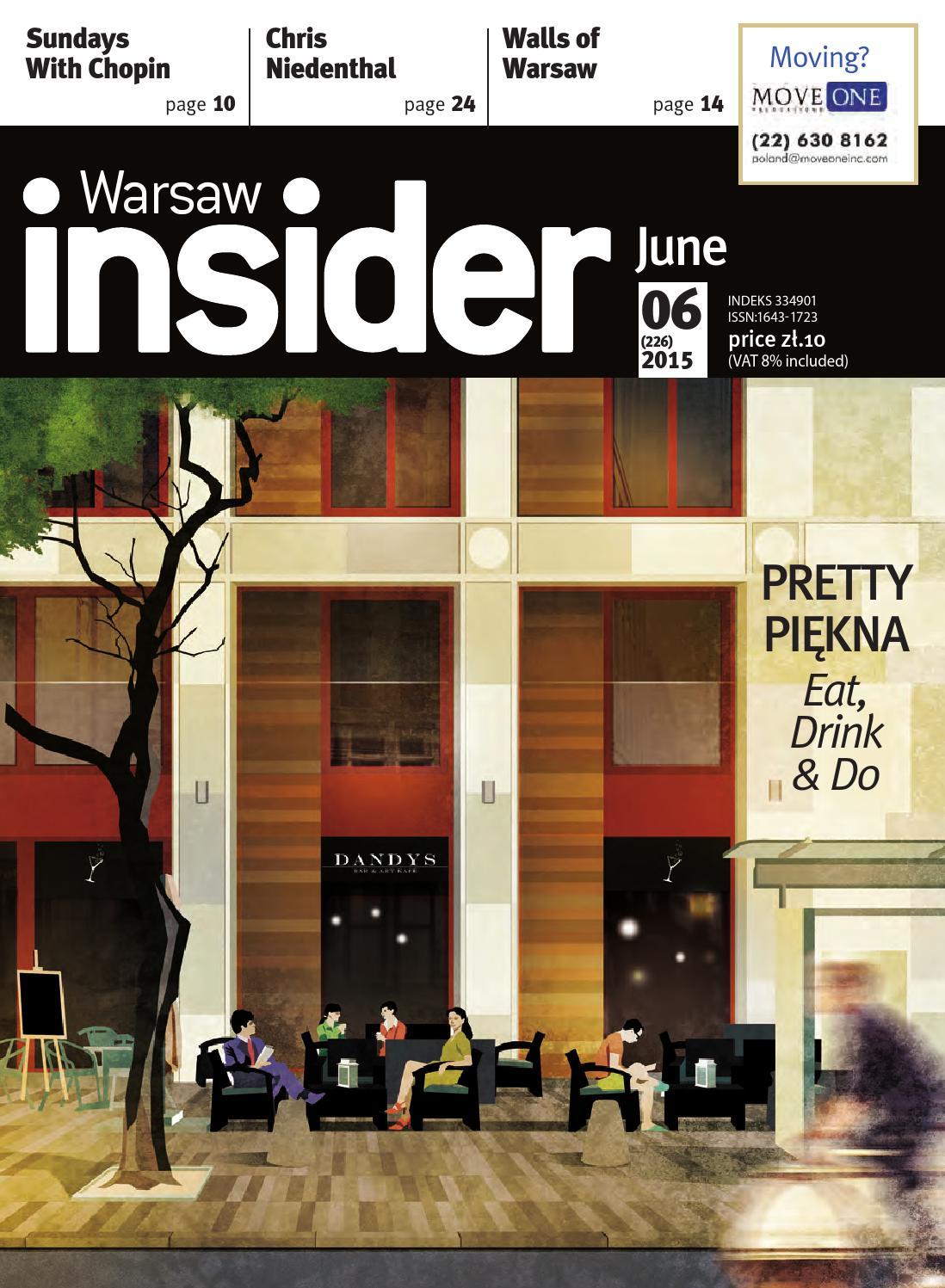 Warsaw Insider June 2015 226 By Valkea Media Pro Issuu