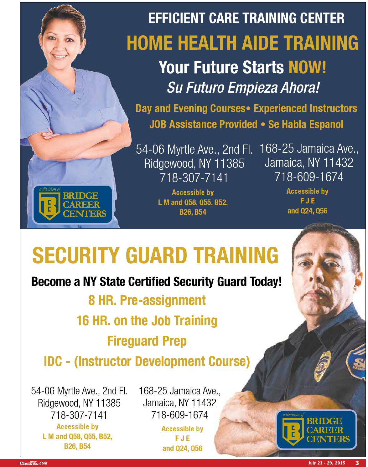 Security Courses Nyc