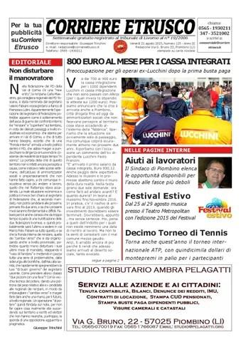 Corriere Etrusco n. 115