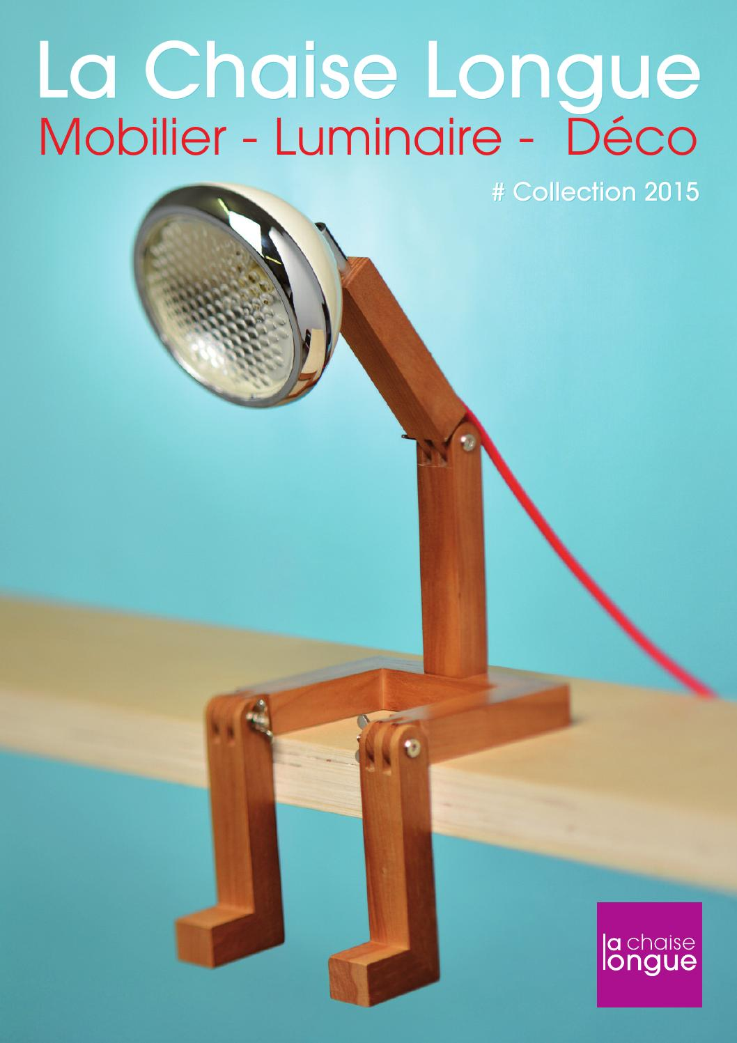 mobilier2015 by la chaise longue issuu