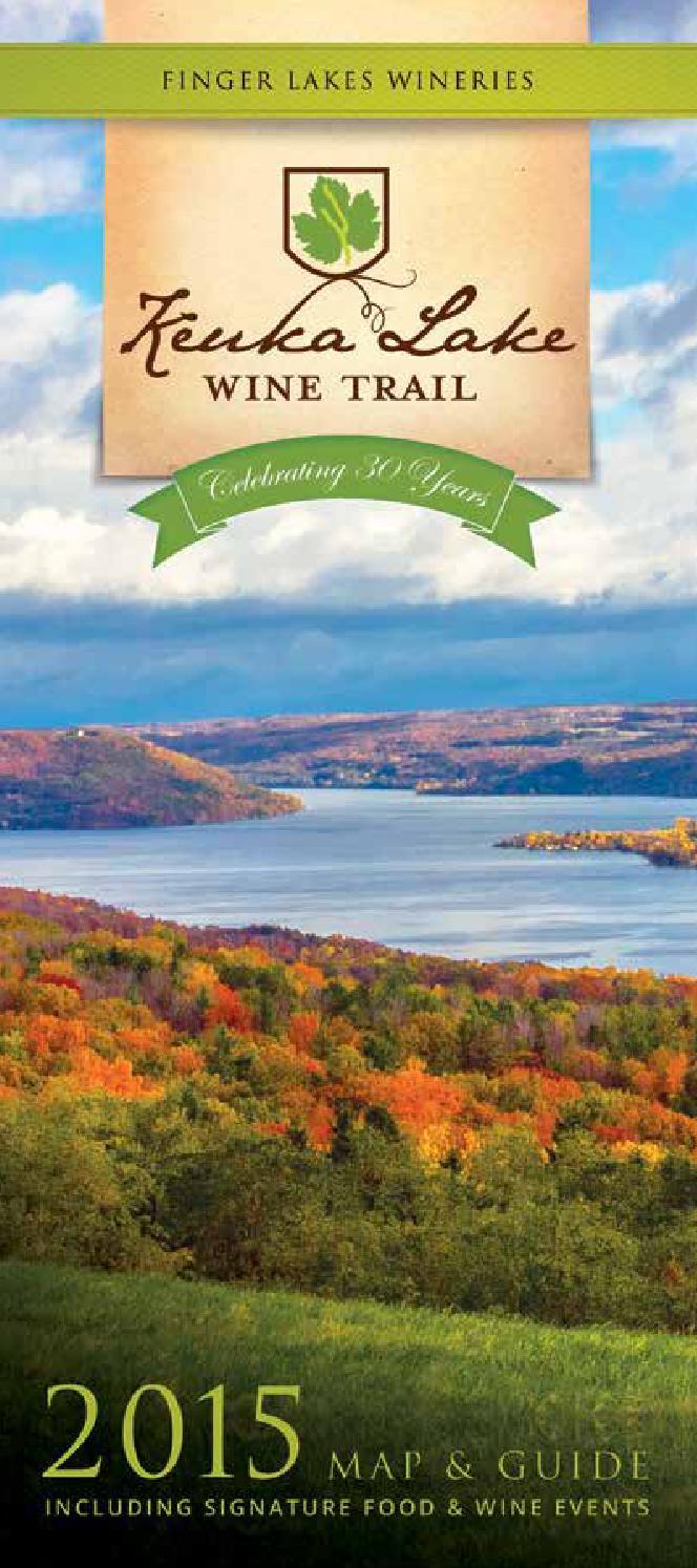 Wineries Finger Lakes Region
