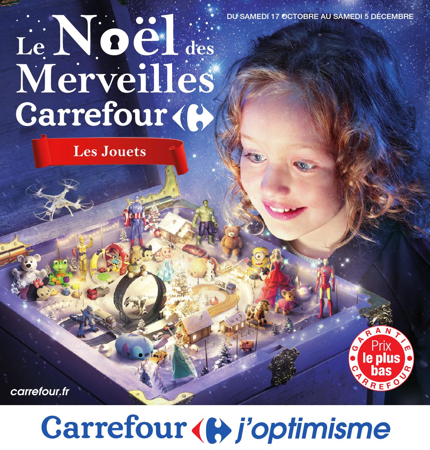 catalogue jouets noel 2015 carrefour by