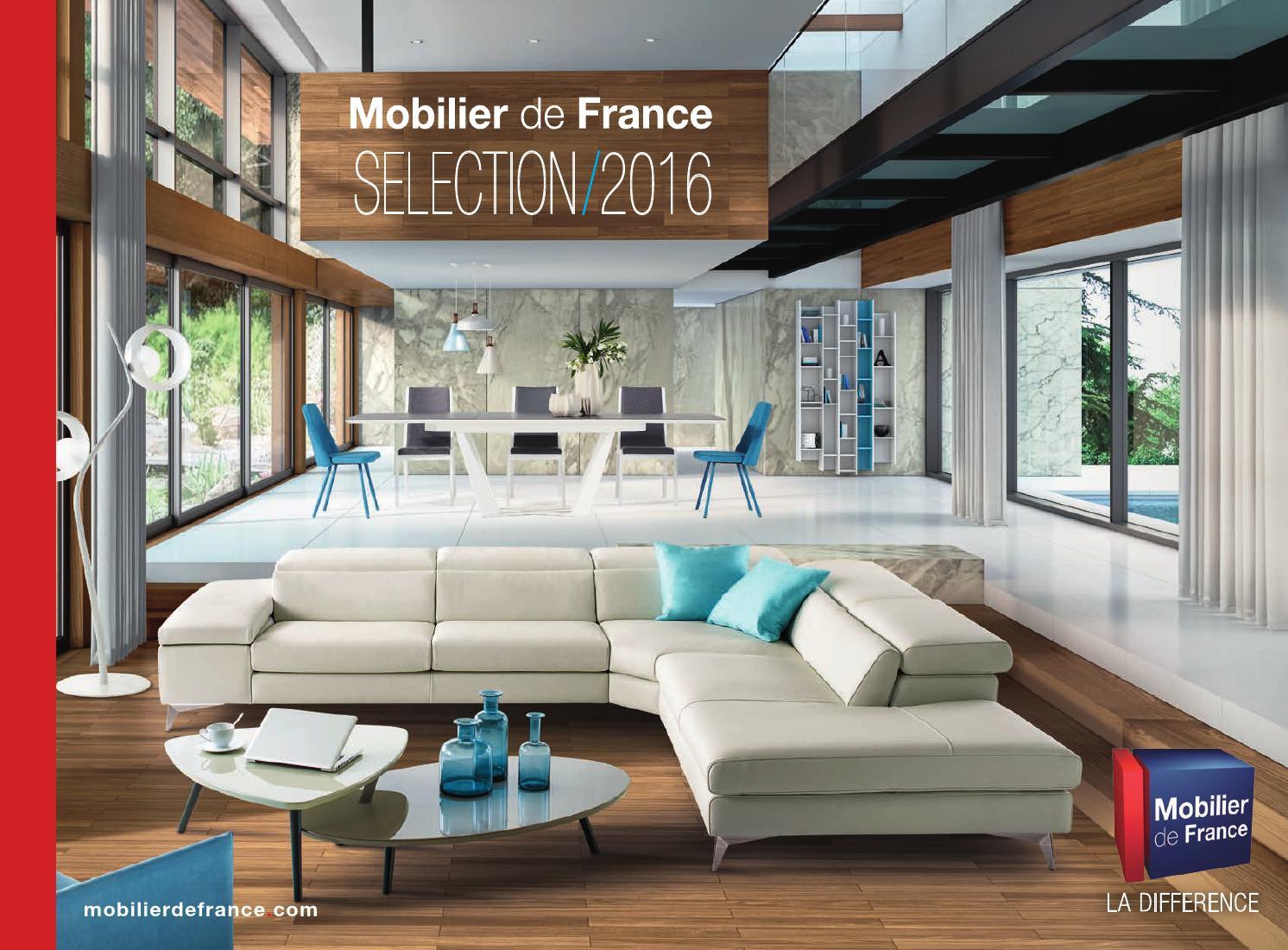 mobilier de france catalogue 2016 by