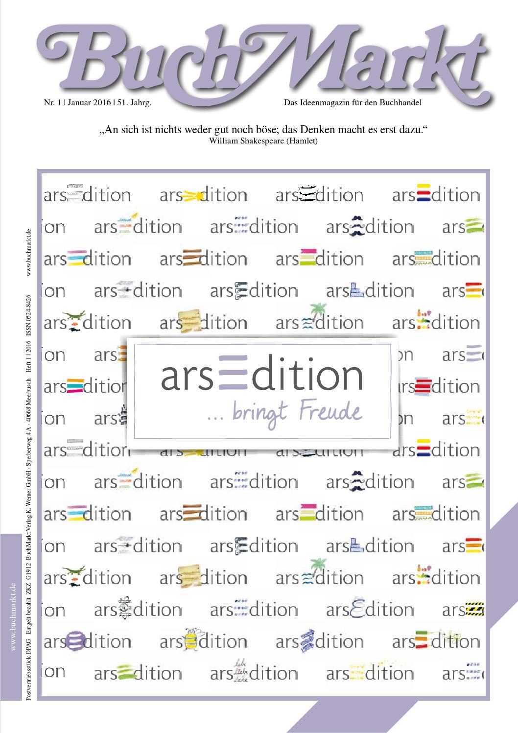 Buchmarkt Leseprobe Verlagsanzeigen 01 2016 By Buchmarkt Issuu