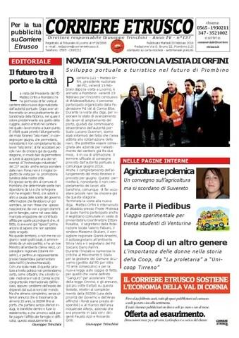 Corriere Etrusco n°137