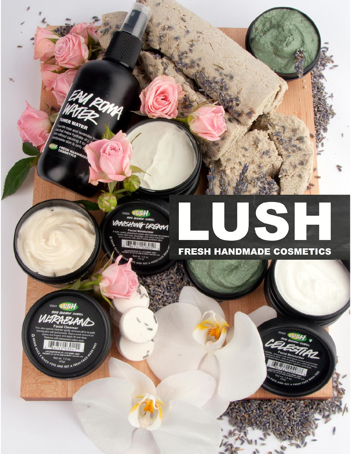 Handmade Skin Care Products