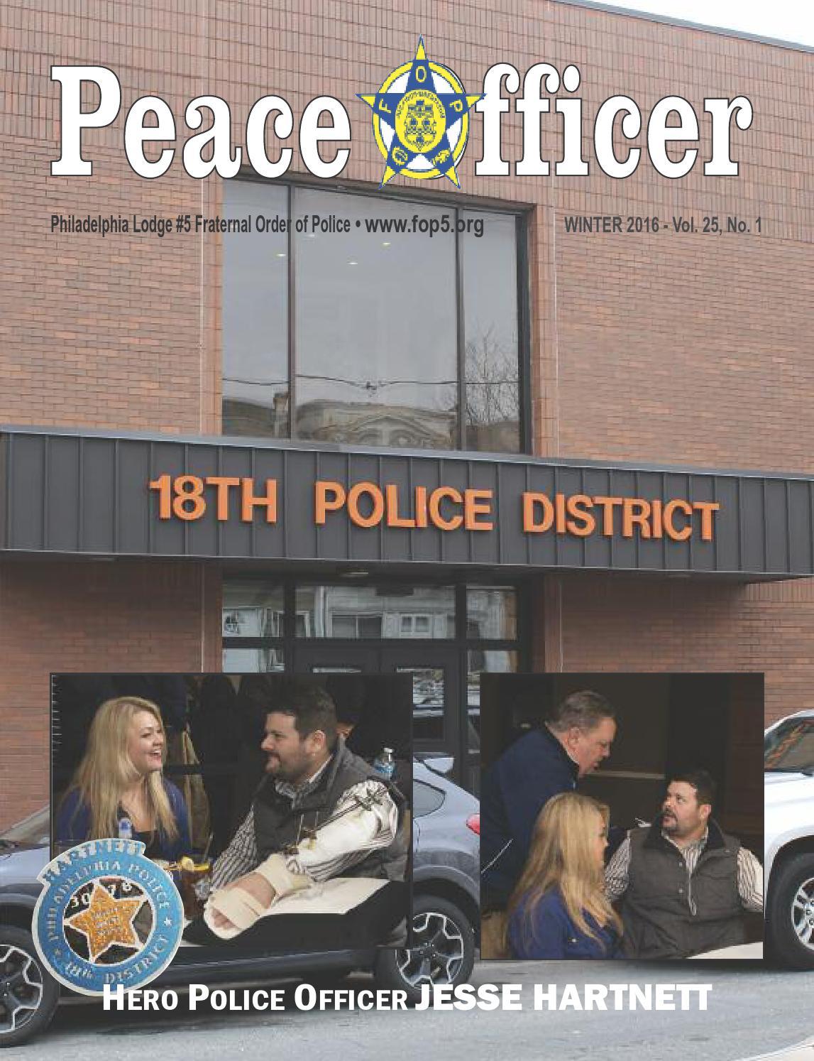 Pennsylvania Fraternal Order Police Logo