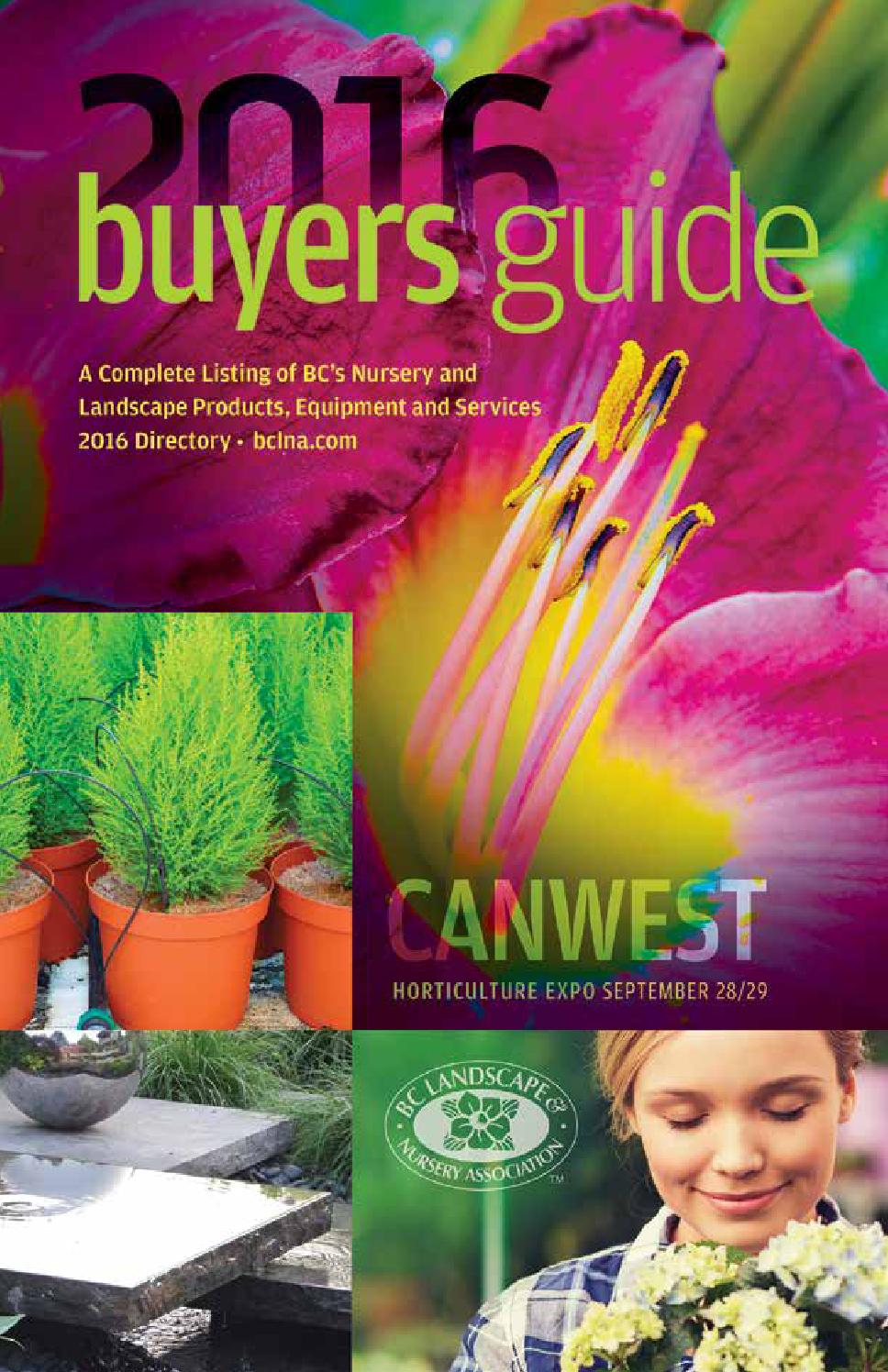 Bclna Buyers Guide 2016 Final By Michelle Linford Issuu