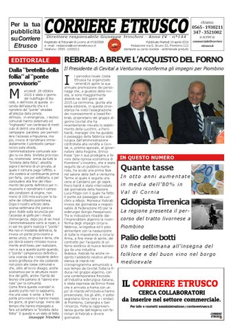 Corriere Etrusco n°144