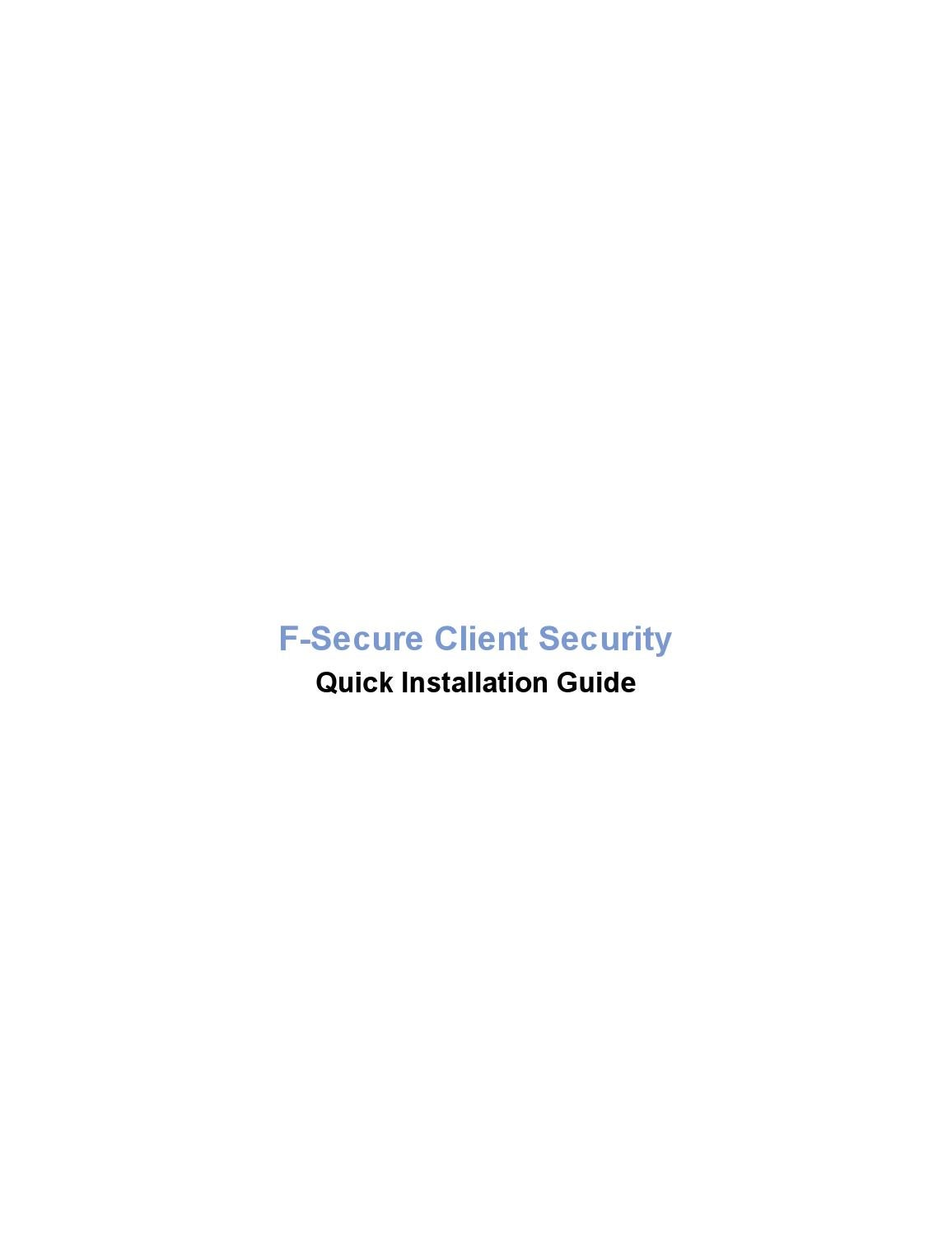 Deep Security Manager 95 Installation Guide