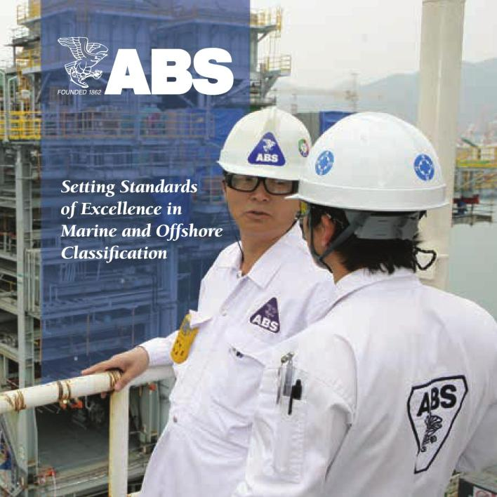 ABS Company Profile by American Bureau of Shipping (ABS) - issuu