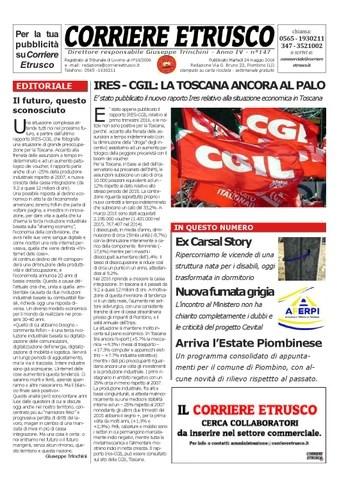 Corriere Etrusco n°147