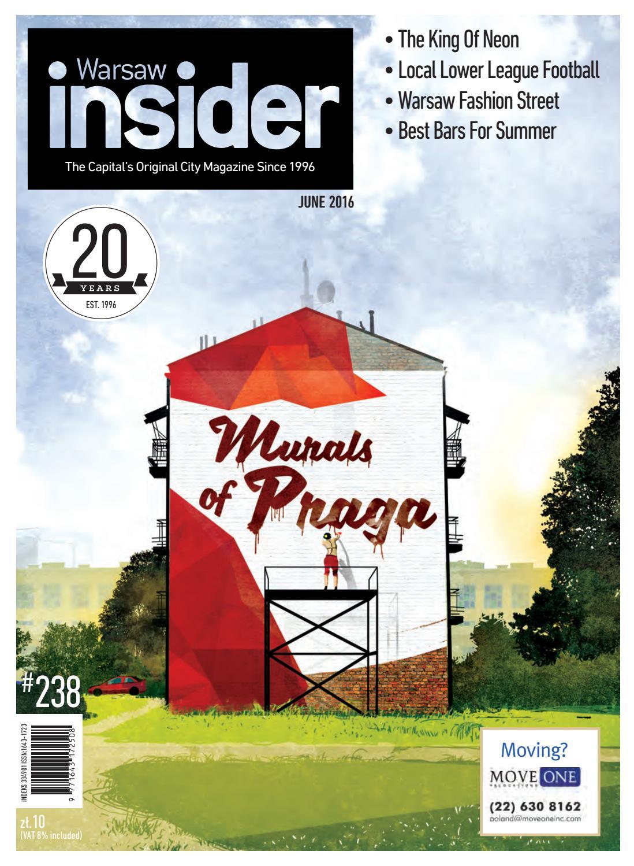 Warsaw Insider June 2016 238 By Valkea Media Pro Issuu