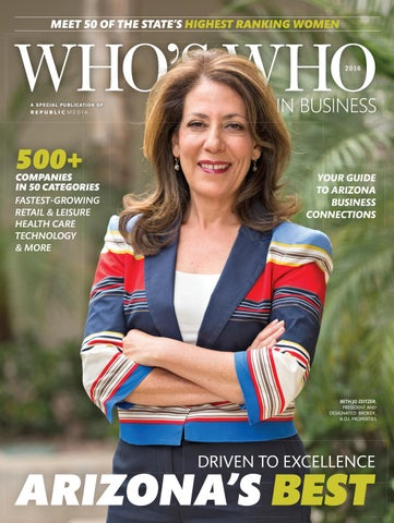 Whos Who In Business 2016 By Republic Media Content Marketing Issuu