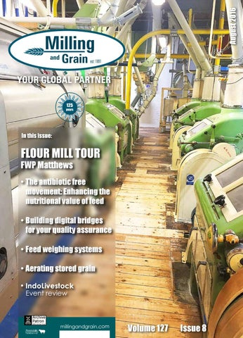 AUG 2016 Milling And Grain Magazine By Perendale