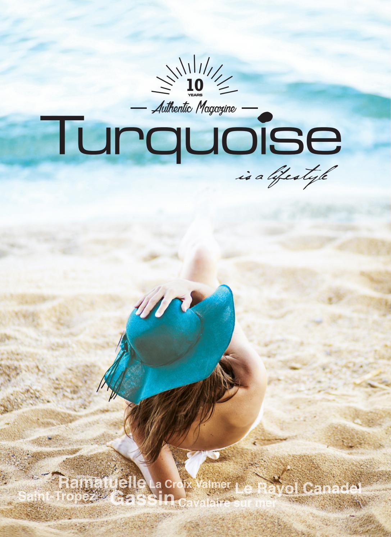 Turquoise Magazine 2016 Edition Saint Tropez By Turquoise Magazine
