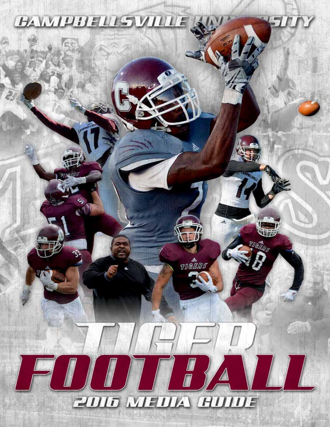 Campbellsville Schedule Football