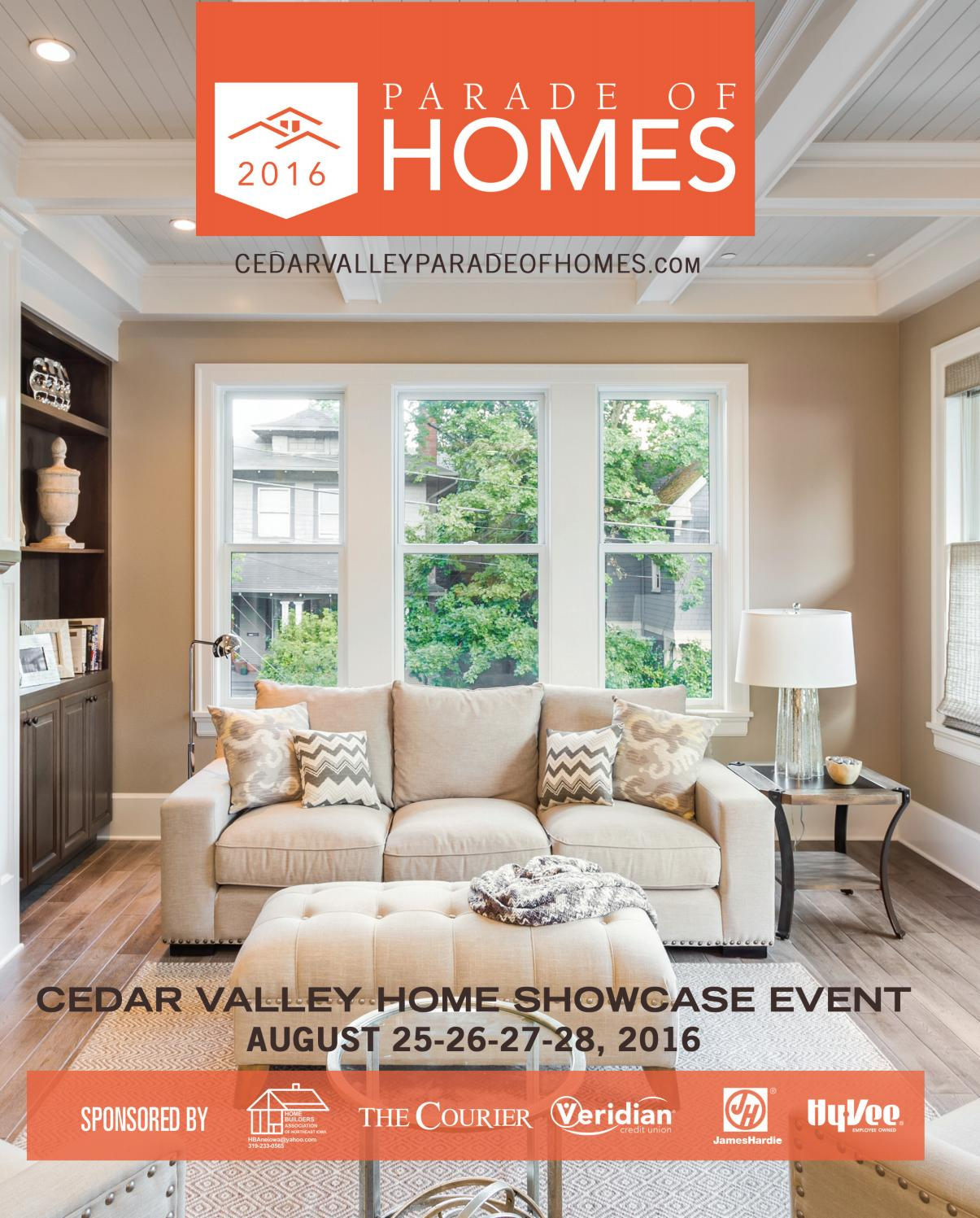 parade of homes 2016 by waterloo