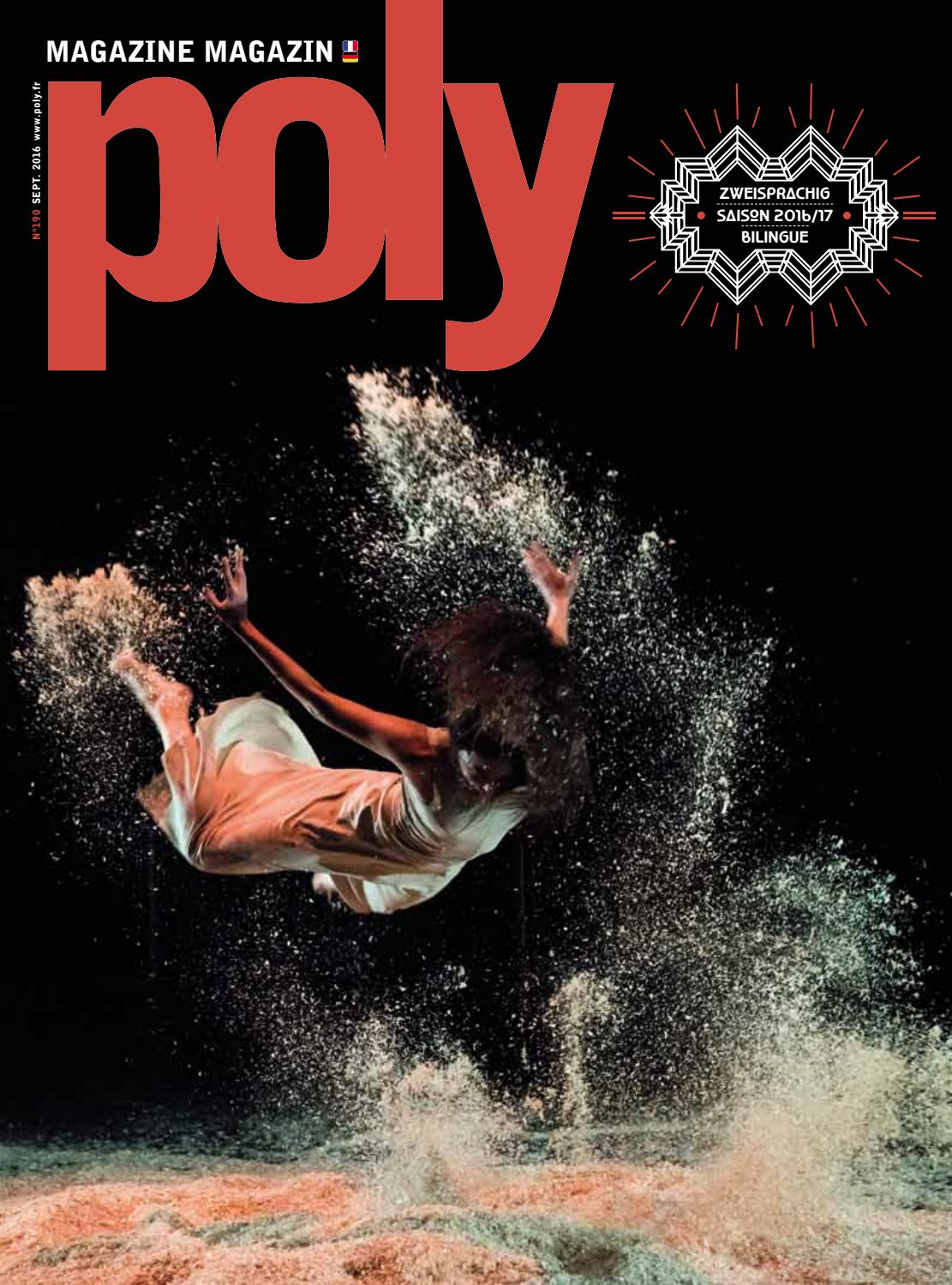 Poly 190 Septembre 2016 By Poly Issuu