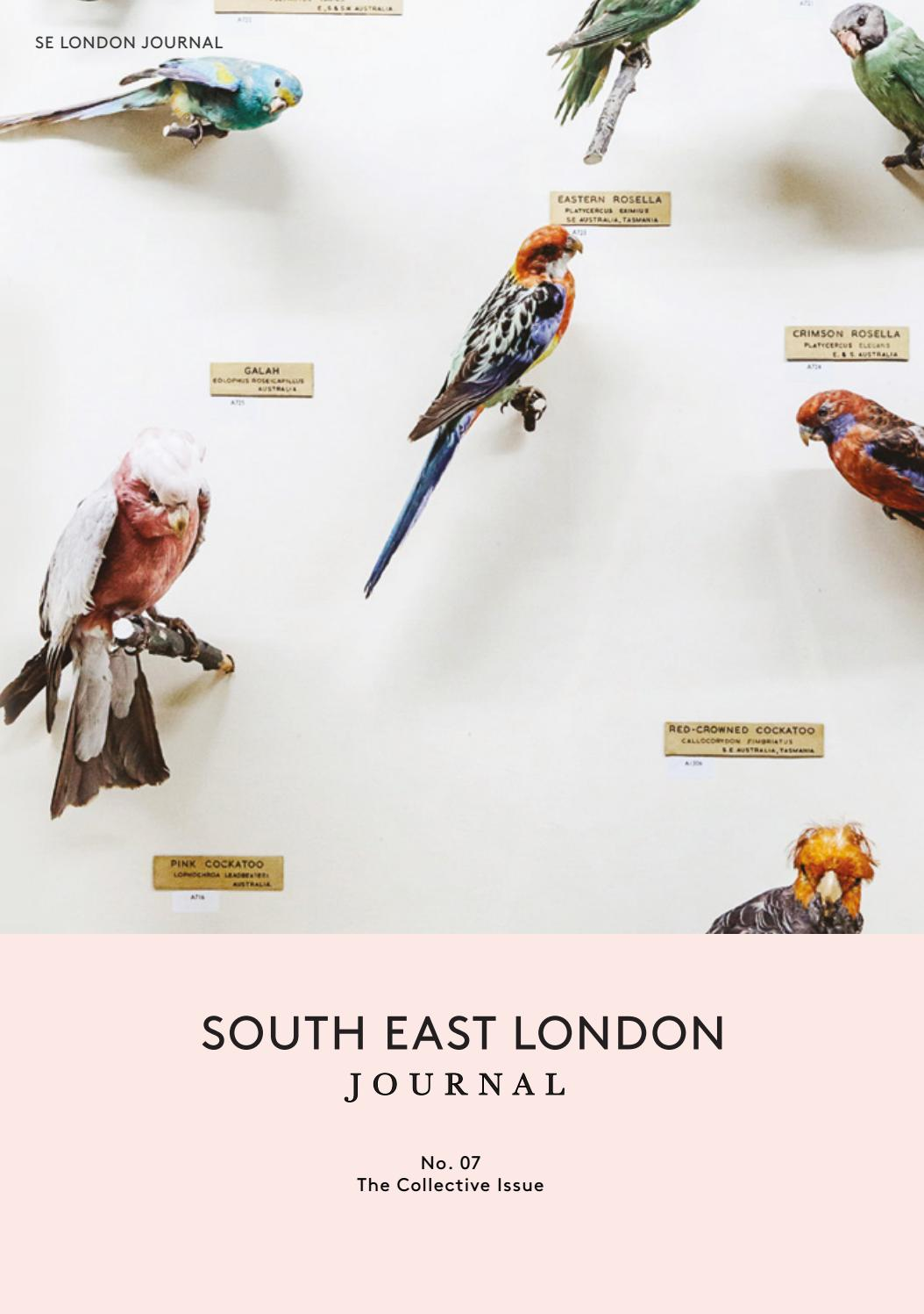 South East London Journal Issue No 7 By Issuu