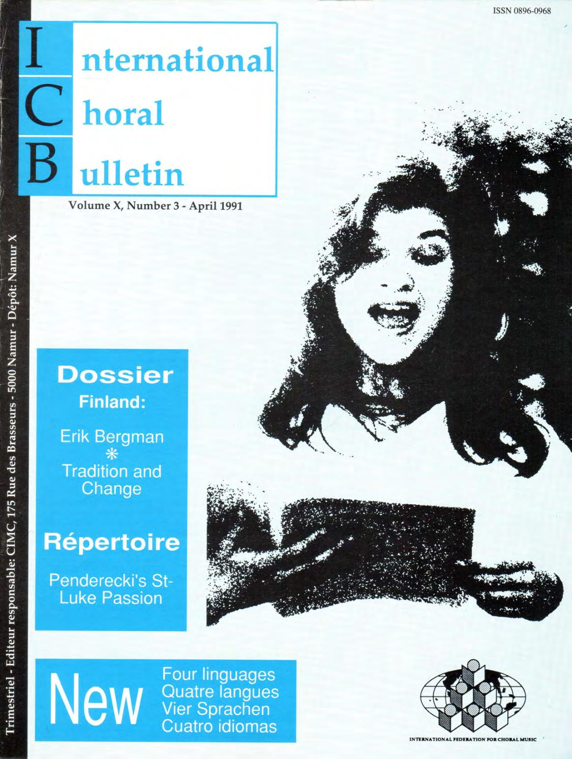 Eicb 1991 2 By Andrea Angelini Issuu