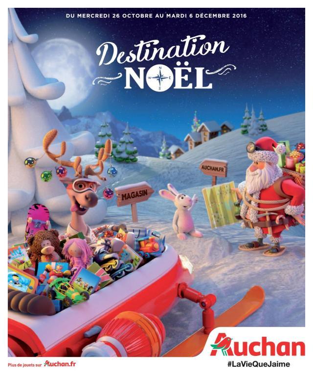 Catalogue jeux et jouets Auchan Noël 17 by LSA conso - issuu