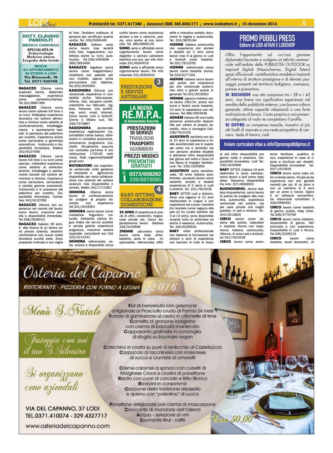 Offerte Di Lavoro Nella Provincia Di Parma