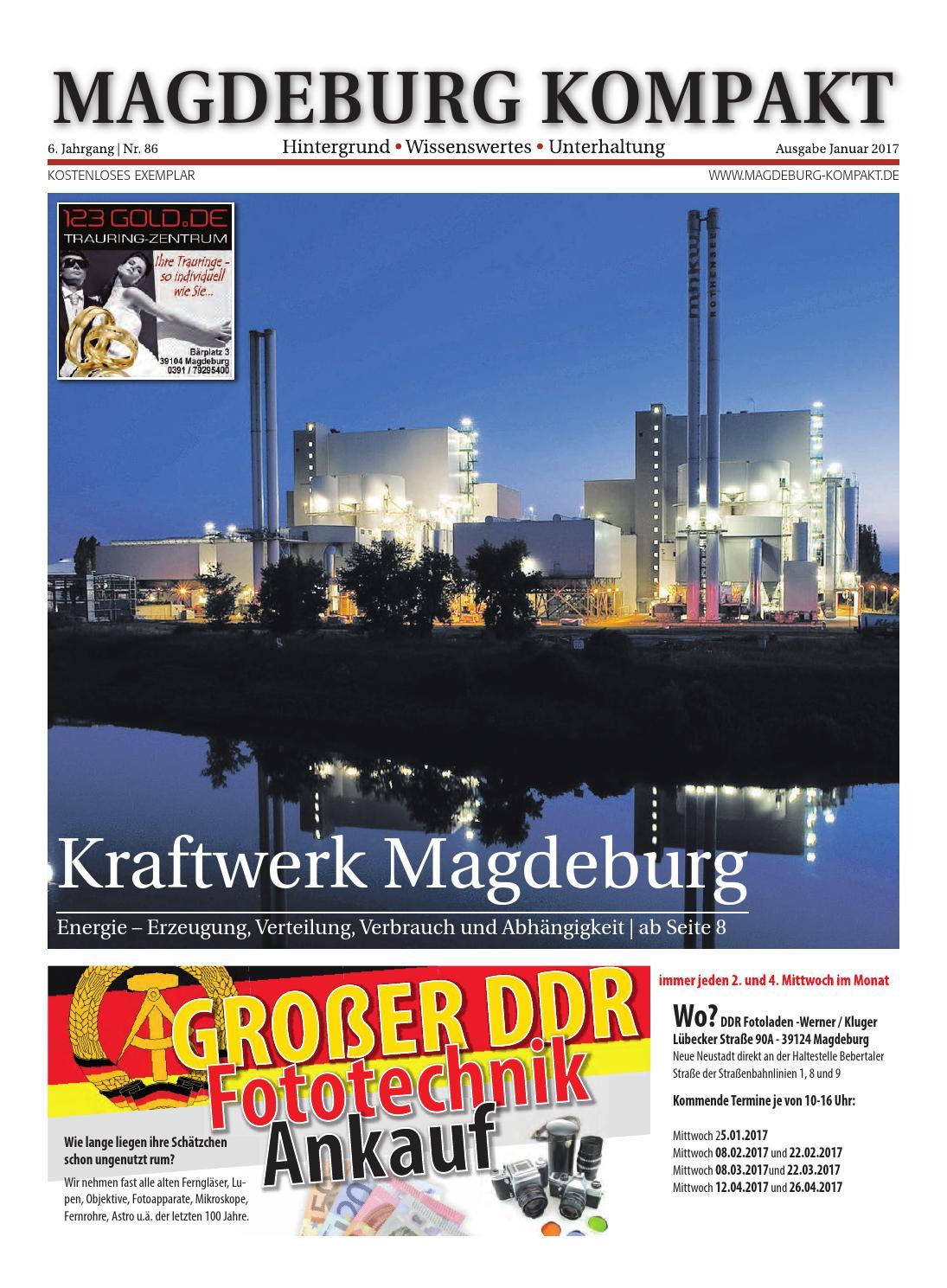 Magdeburg Kompakt Nr 86 By Magdeburg Kompakt Issuu
