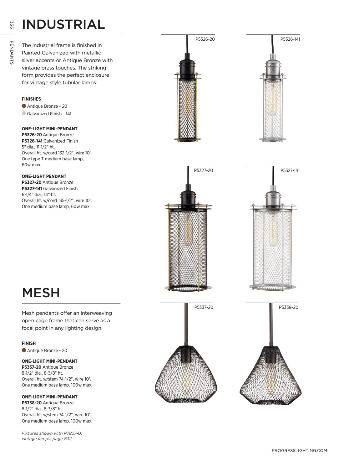 progress lighting catalog 132