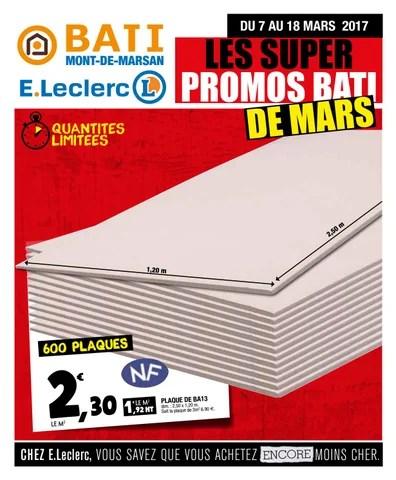 Bati Leclerc Mont De Marsan Gamboahinestrosa