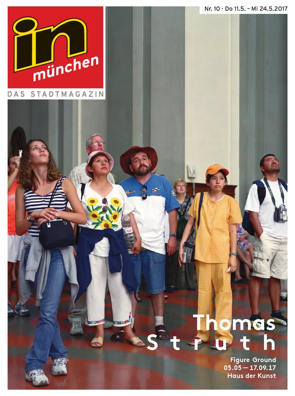 In Munchen Ausgabe 10 2017 By In Munchen Magazin Issuu