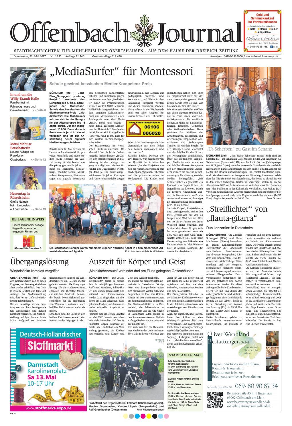 1105 Ojf Web By Dreieich Zeitung Offenbach Journal Issuu