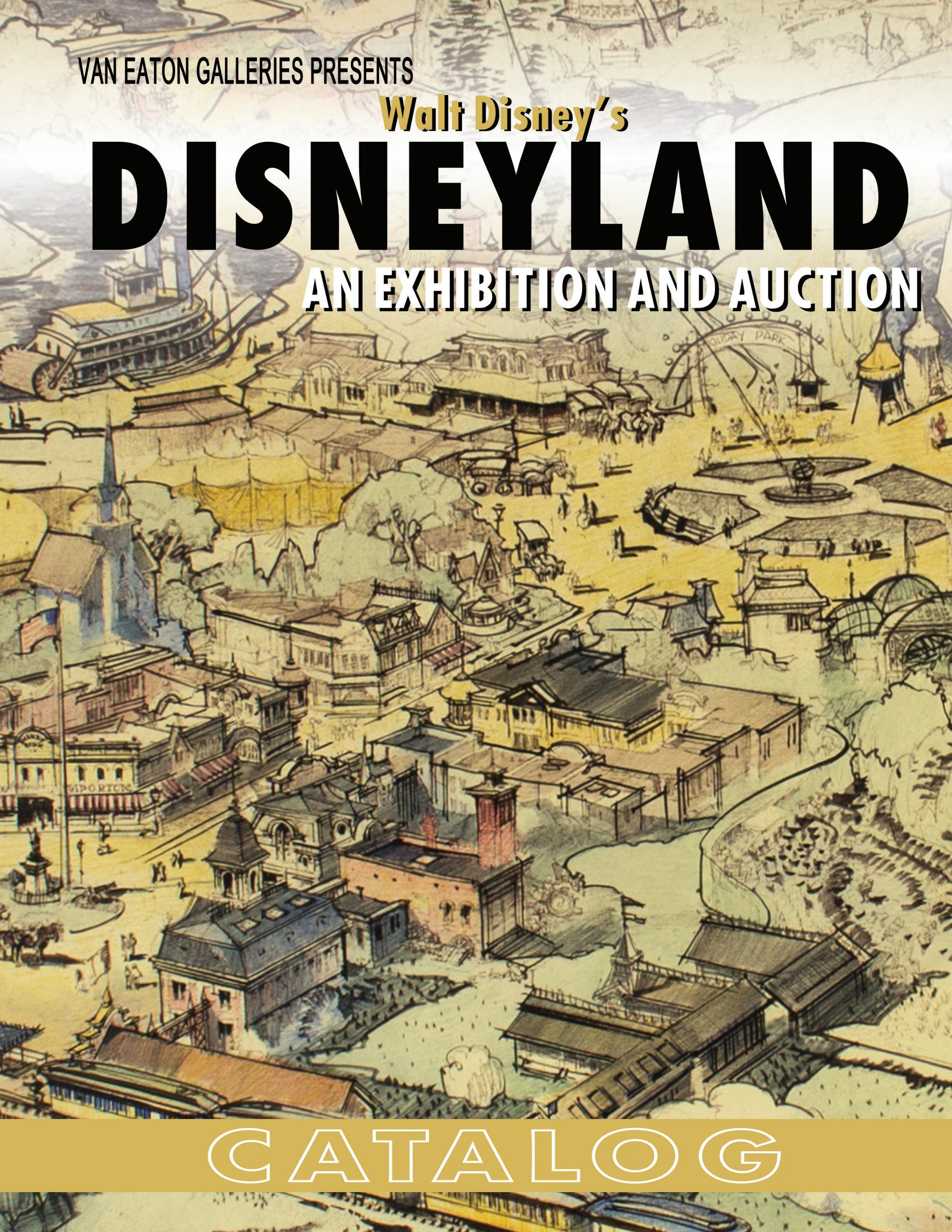 Walt Disney Jungle Cruise Layout