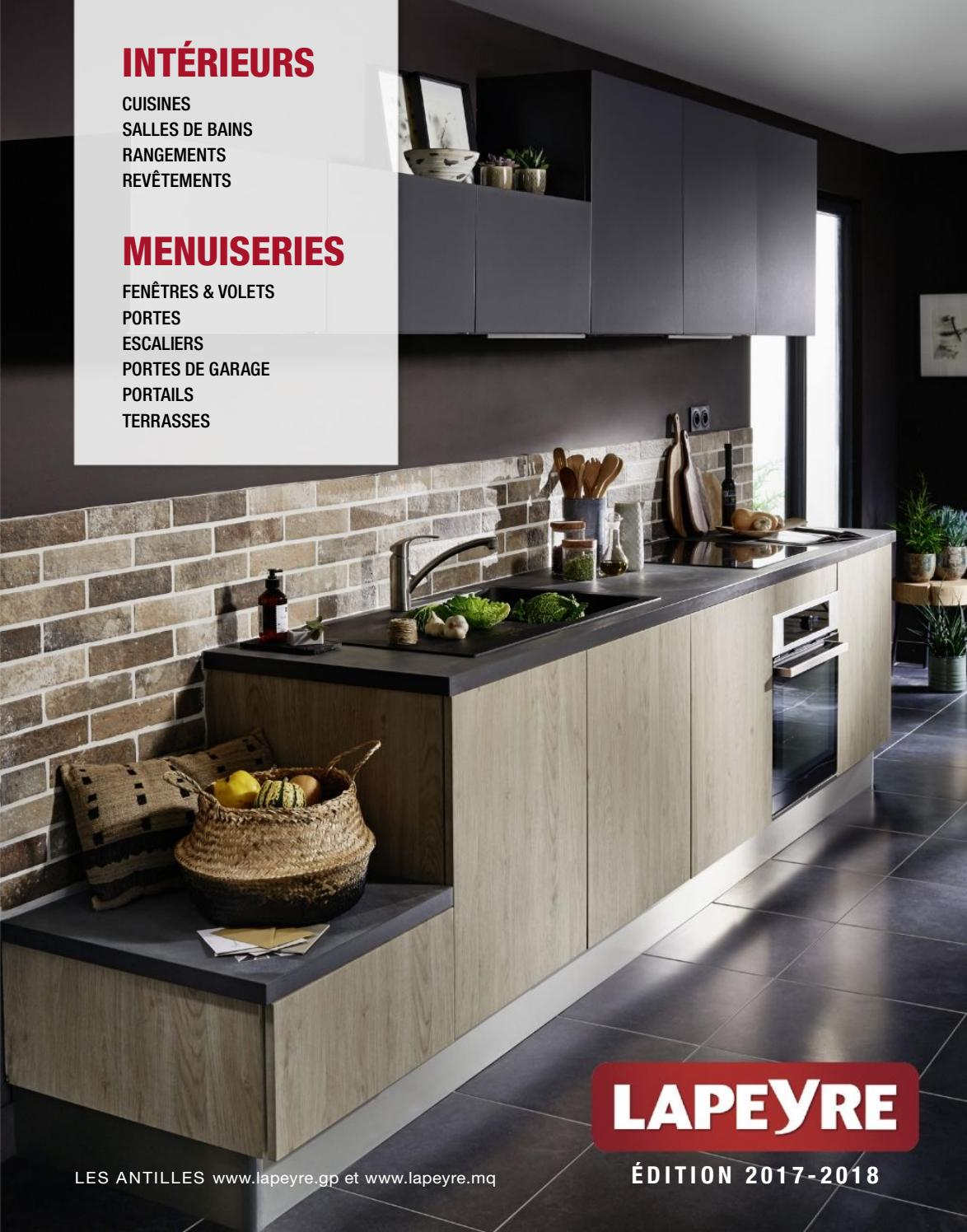 Lapeyre Antilles Catalogue 2017 2018 By Momentum Media Issuu