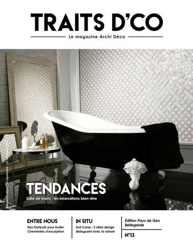 magazine offert 18 septembre 12 novembre 2017 tendances salle de bains les