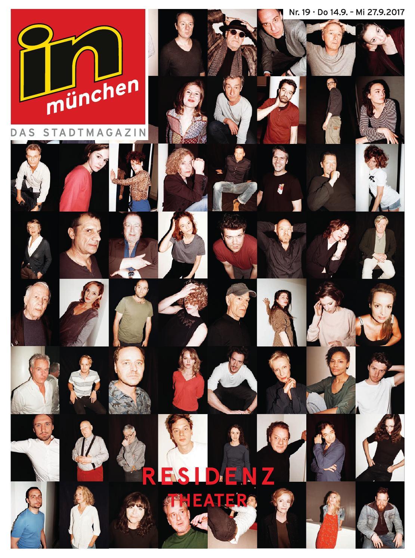 In Munchen Das Stadtmagazin Ausgabe 19 2017 By In Munchen