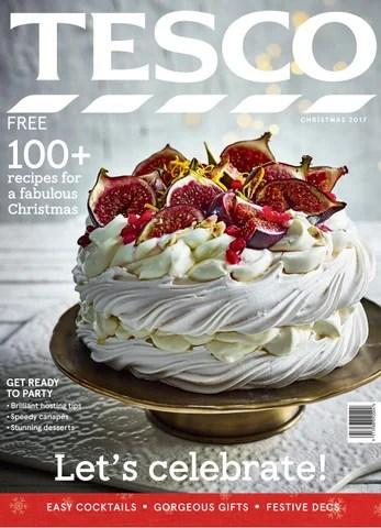 Tesco Magazine Christmas 2017 By Tesco Magazine Issuu