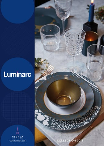 Luminarc 2018 By Artena Presents Issuu