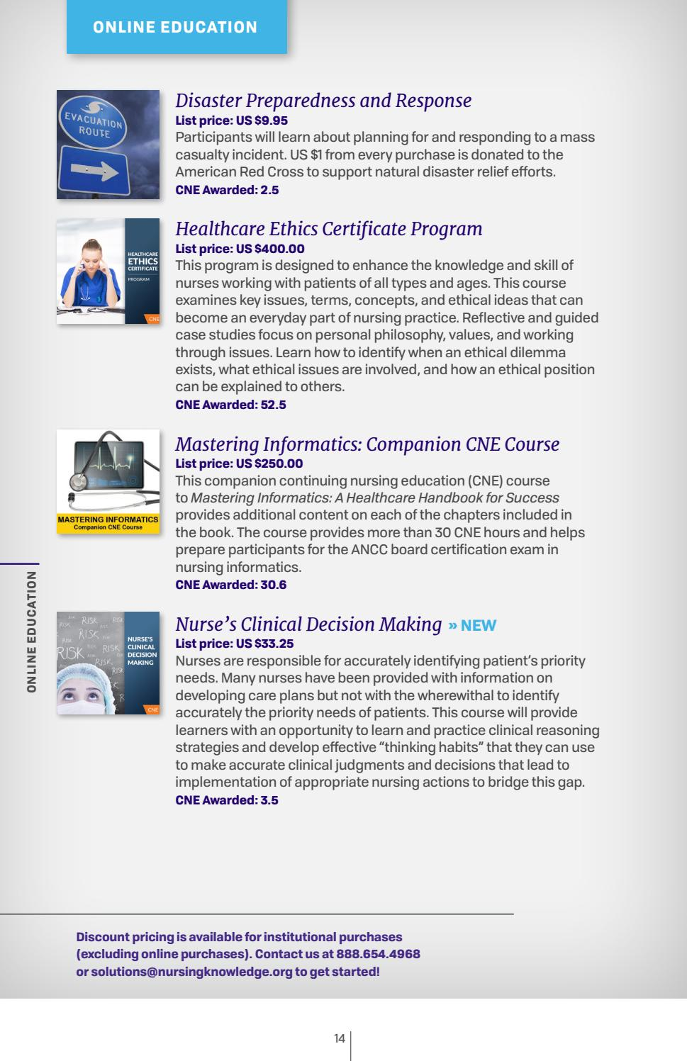 Adoptable Resources Catalog By Sigma Theta Tau International