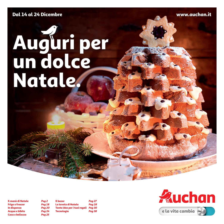 Auchan 24dic By Best Of Volantinoweb Issuu